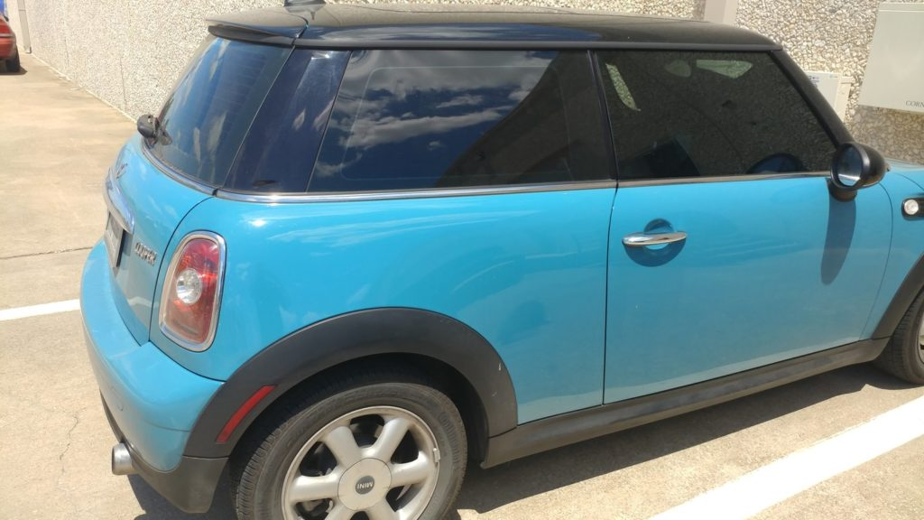Dallas fort worth window tint automotive