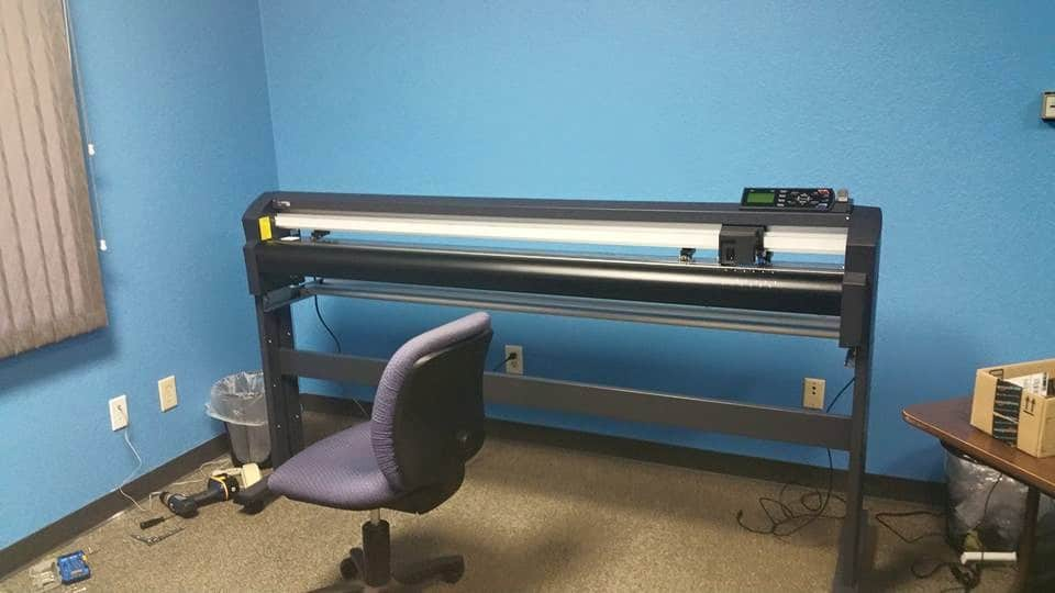 sharp auto shields grand prairie paint protection plotter